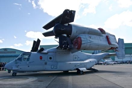 OSPLAY MV-22 at Sapporo